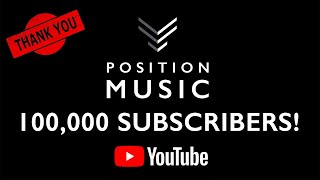 100,000 Subscribers! 🎉