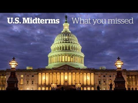U.S. Midterms: Women elected, voter turnout, broken machines