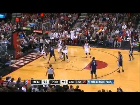 Tony Allen highlights of the 2013-2014 NBA season