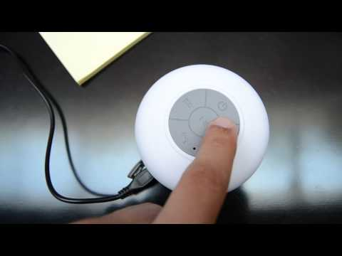 Bluetooth Speaker not Charging