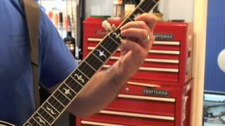 LOTW - Banjo Lessons: Pentatonic scales (Part 2) - Finding melody