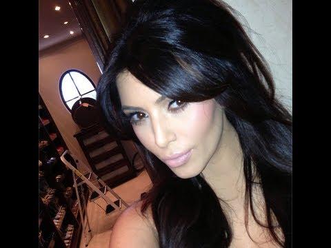 Kim Kardashian Bridget Bardot Hair Tutorial Youtube