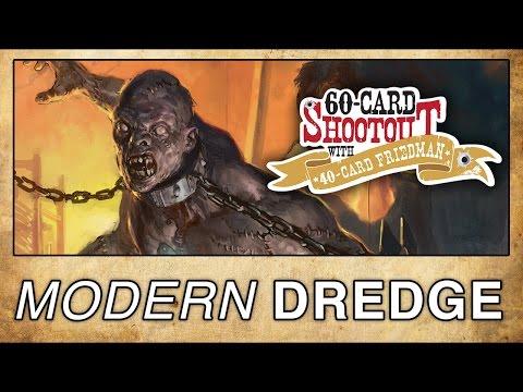 MTG Modern: Dredge - 60-Card Shootout with 40-Card Friedman
