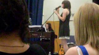 Lucy & Lucy - Kissing you - Cover