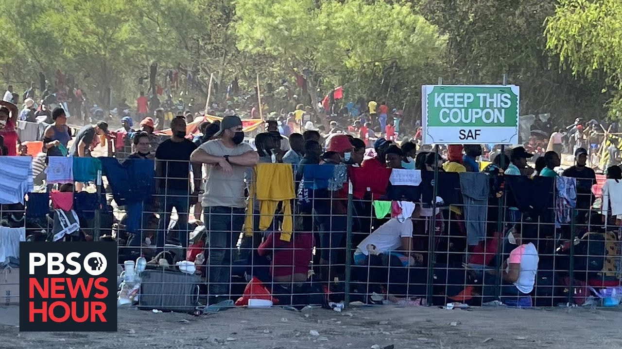 DHS to ramp up flights to Haiti as migrants overwhelm southern US ...