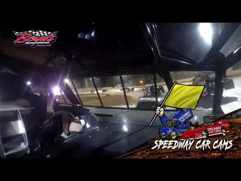 #96 Cole Parker - Open Wheel - Feature - 2-2-20 Boyds Speedway Cabin Fever - In-Car Camera