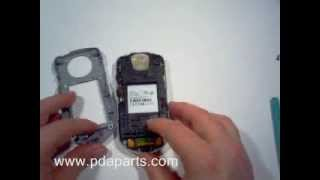 How to: Blackberry 7100T & 7100G Screen Replacement