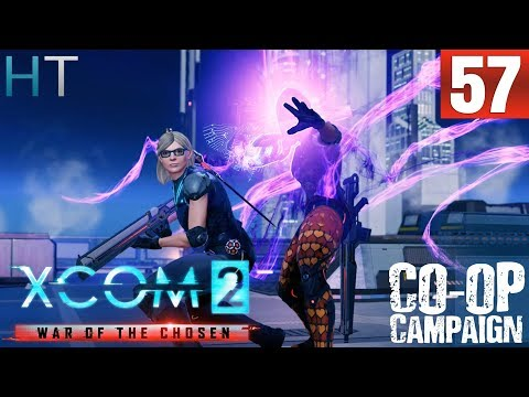 NETWORK TOWER - Ep 57 - XCOM 2 WAR OF THE CHOSEN CO-OP Gameplay - Let's Play