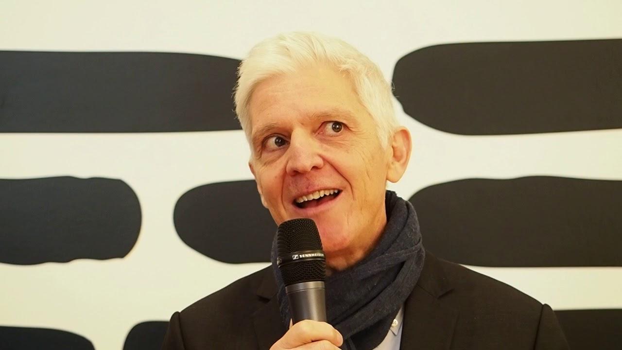 Emilio Isgrò, Fondamenta per un'arte civile, Triennale