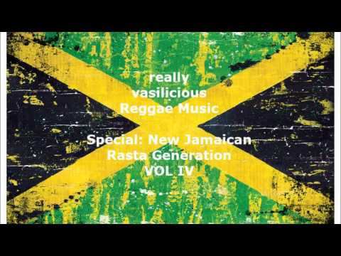 Best of Reggae 2016 Special - New Jamaican Rasta Generation Vol 4 - One hour mix