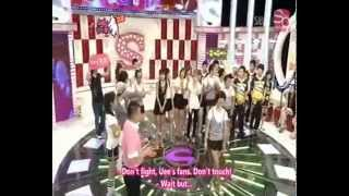 [Eng Sub] star King [07.18.09] ep 124 SNSD