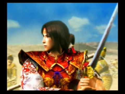 Dynasty Warriors 4: Sun Ce and Zhou Yu