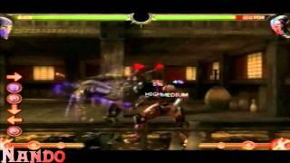 MK9 - Combo - Rain 47%