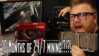 Should You Buy A Used Mining GPU?!!?
