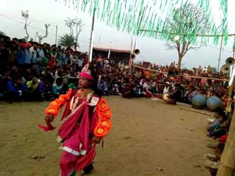 Chau dance kirat part 1 sanat mahato
