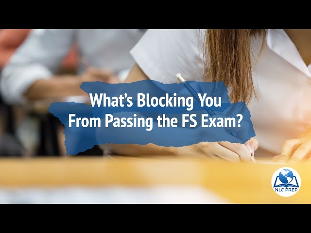 Fundamentals of Surveying Exam: What is Blocking You From Passing?