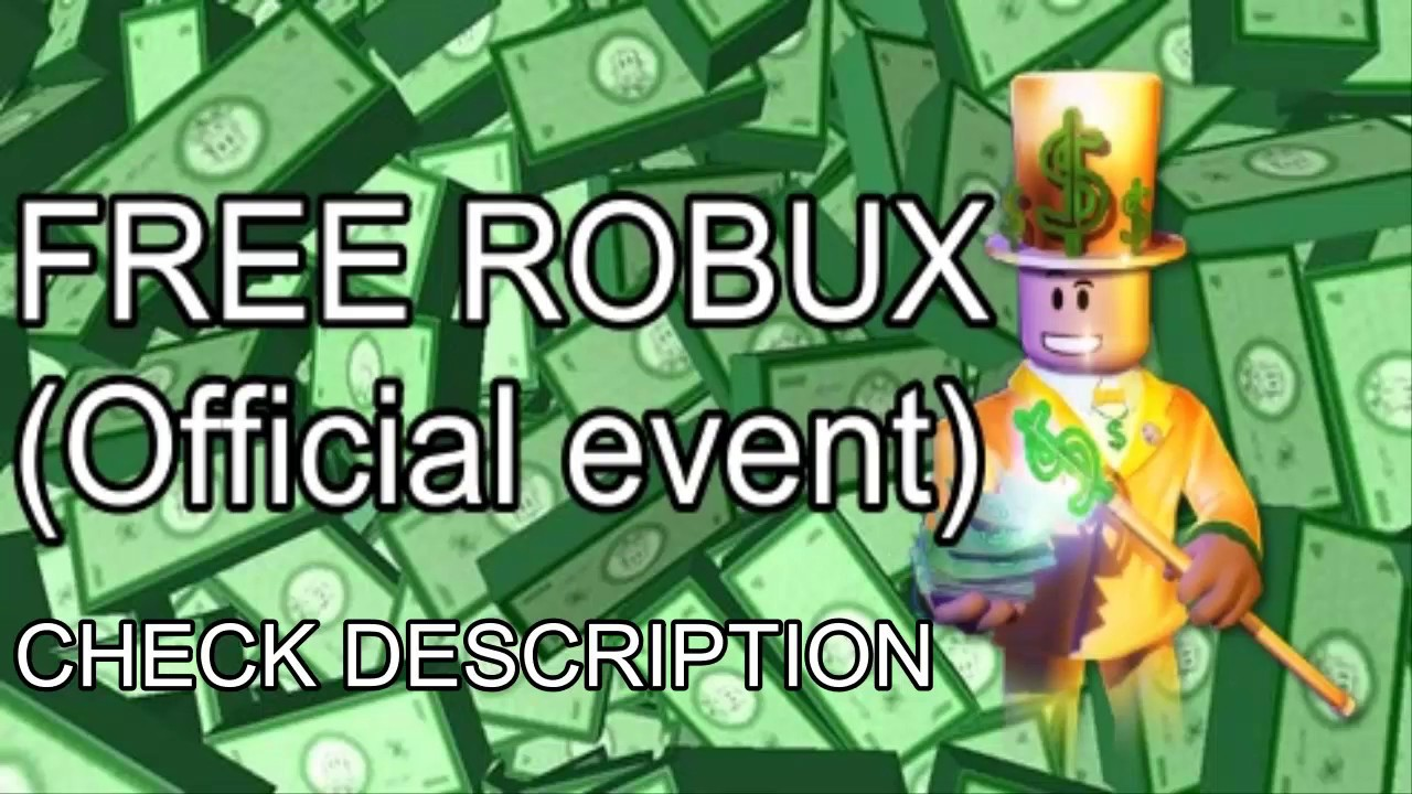 Free Robux Official Easter event! CHECK DESCRIPTION