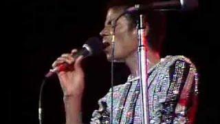 Michael Jackson  The Jacksons - Ben Live Triumph Tour 81
