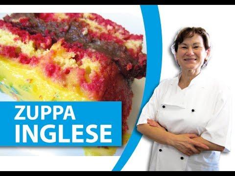 Video Ricetta In Inglese.Come Fare La Zuppa Inglese La Cucina Della Laura Youtube