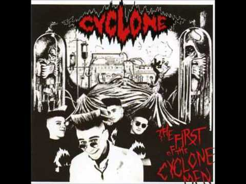 Cyclone - The first of the cyclone men 1989 [ FULL ALBUM ]