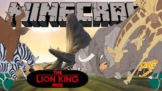 Achievements! - O Rei Leão - Minecraft - The Lion King Mod #7