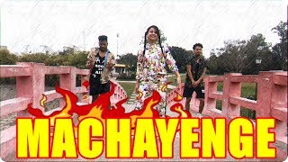 Machayenge | Emiway Bantai | Dance Choreography THE DANCE MAFIA
