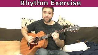 Challenging Rhythm Exercise: Mutating Songs' Time Signatures (8 Examples) - Guitar Lesson Tutorial