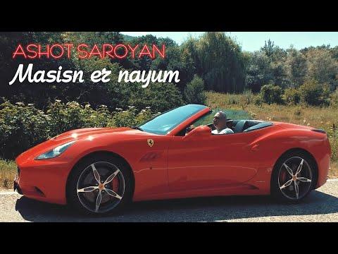 Ashot Saroyan - Masisn er nayum (2020)