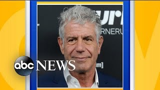 Anthony Bourdain dies at 61 in apparent suicide