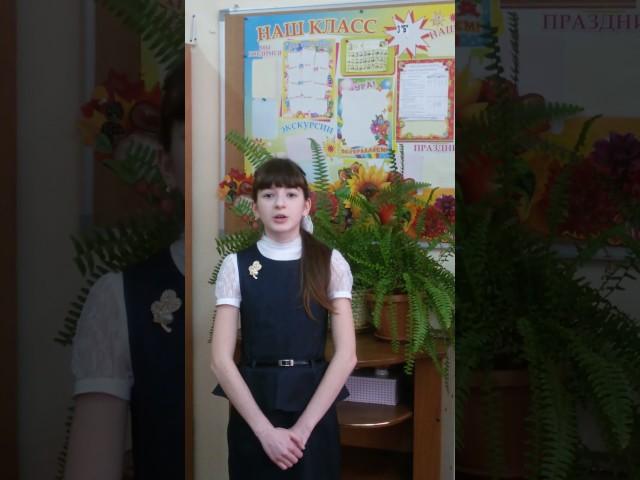 Изображение предпросмотра прочтения – ЕкатеринаГасанова читает произведение «Декабрьское утро (На небе месяц – и ночная…)» Ф.И.Тютчева