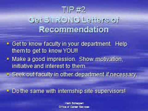 Admission essay tips