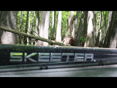 I may have hit one or two trees | Santee Cooper Bass Fishing