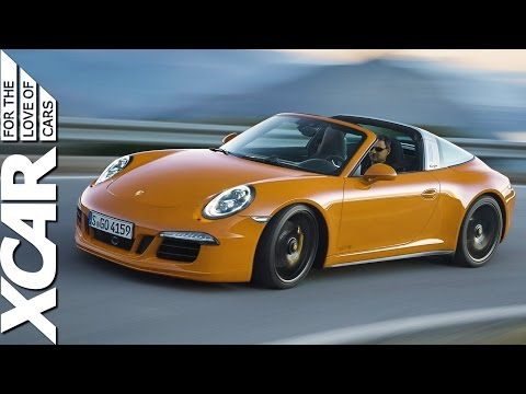 2016 Porsche 911 Targa GTS: Sometimes A Shield Is A Weapon - XCAR
