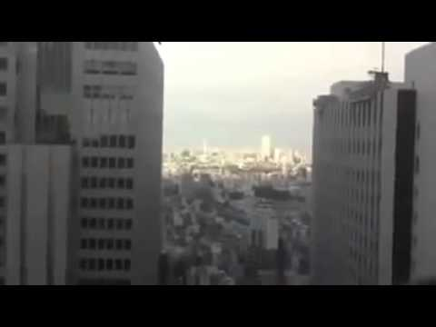 Earthquake that rattled buildings in Russia