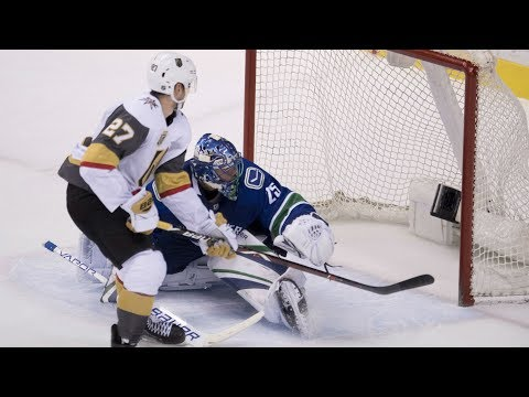 Complete Golden Knights – Canucks shootout | Apr. 04