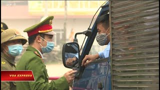 Truyền hình VOA 14/2/20: 10.000 dân ở xã Sơn Lôi, Vĩnh Phúc, bị cách ly vì corona