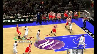 NBA2k13 ABA League PC Gameplay