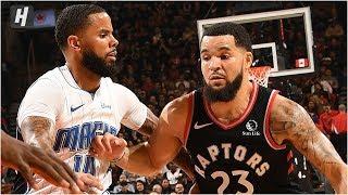 Orlando Magic vs Toronto Raptors - Full Game Highlights   November 20, 2019   2019-20 NBA Season