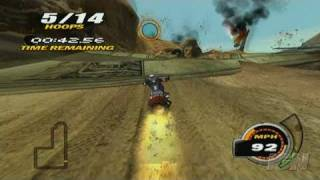 Nitrobike Nintendo Wii Video - Smashy Smashy!