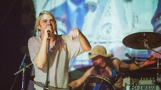 For photos: http://www.thefourohfive.com/review/article/in-photos-ariel-pink-hawthorne-theatre-portland-09-02-14-142