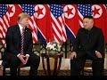 Watch again: Trump-Kim summit live from Hanoi