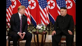 Watch again: Trump-Kim summit live from Hanoi