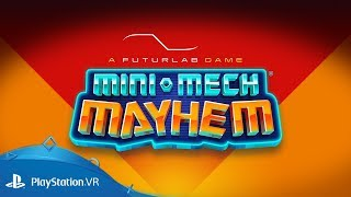 Mini-Mech Mayhem | Full Reveal Trailer | PSVR