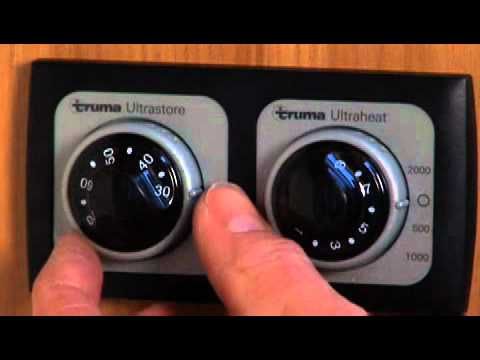 Truma Ultrastore Operating Instructions Youtube