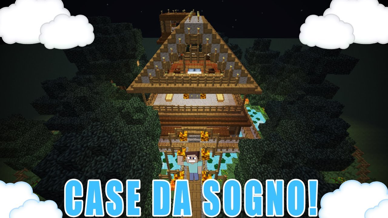 Minecraft case da sogno 1 download youtube for Case interni da sogno