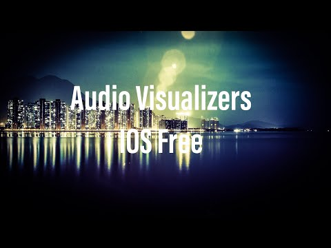 HOW TO MAKE AUDIO VISUALIZERS FREE ON IOS