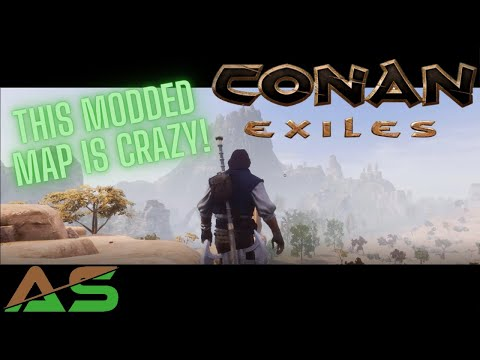 How Did I Not Know About This Map?! | Conan Exiles: Savage Wilds | p1 |