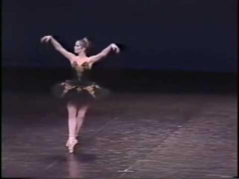 Katherine Healy Ballet  Odile