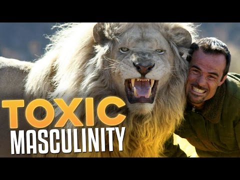 Toxic Masculinity (Men's Issues Philosophical MWR Commentary)