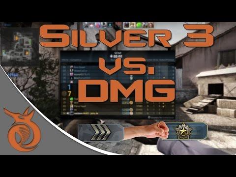 CS:GO Matchmaking - Silver 3 vs.DMG - Episode 3